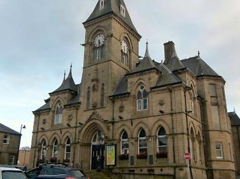 Yeadon Town Hall venue photo