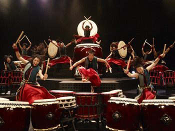 Yamato Drummers Of Japan artist photo