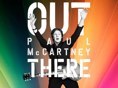 Paul McCartney artist photo