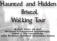 Haunted and Hidden Bristol Walking Tour artist photo
