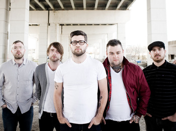 Eastpak Antidote Tour: Alexisonfire + Anti-Flag + The Ghost Of A Thousand + Four Year Strong picture