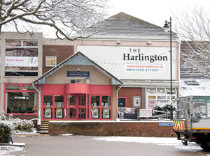 The Harlington artist photo