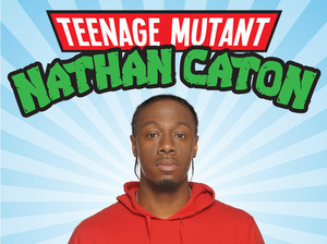 Nathan Caton artist photo
