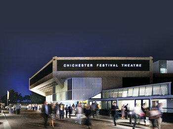 Chichester Festival Theatre venue photo