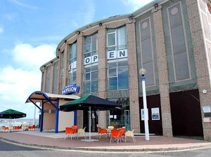 Weymouth Pavilion artist photo