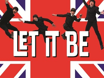Let It Be (Touring) artist photo