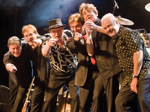 The Hollies artist photo