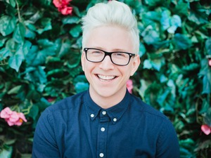 Tyler Oakley artist photo