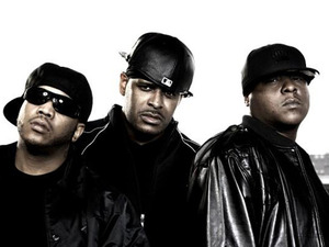 The LOX artist photo