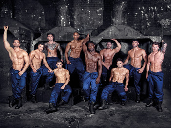 The Dreamboys artist photo