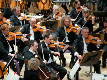 Bradford International Orchestral Concert Season 2012/13 - ew Year Celebration Viennese Concert: The Hallé Orchestra, Toby Spence picture