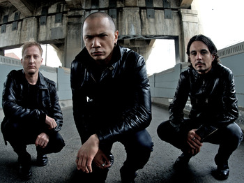 Danko Jones artist photo