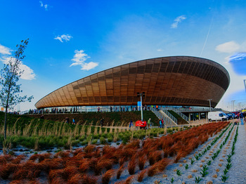 Lee Valley VeloPark venue photo