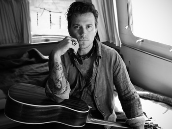 Butch Walker + Lotte Mullan picture