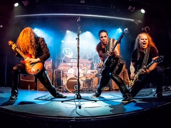 Limehouse Lizzy + Tattooed Lies picture