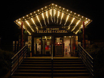 The Maltings Theatre venue photo