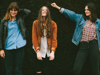 The Staves, Mikaela Davis picture