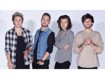 One Direction artist photo