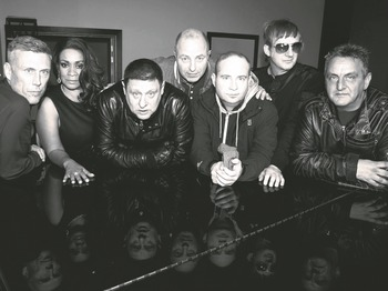 Happy Mondays + 808 State picture
