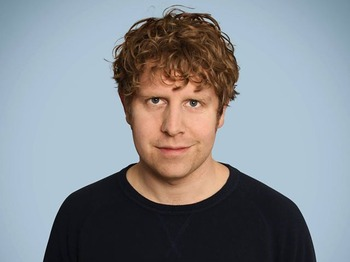 Incidentally...: Josh Widdicombe picture