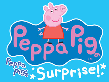 Peppa Pig's Big Splash: Peppa Pig - Live! picture