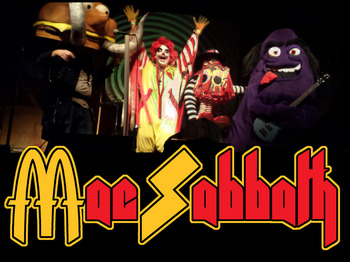 Mac Sabbath artist photo