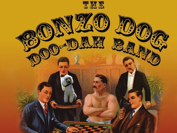 Bonzo Dog Doo Dah Band artist photo