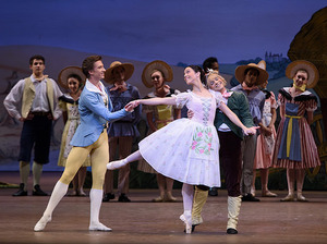 Film promo picture: Royal Opera House: La Fille Mal Gardee