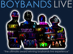 Boybands LIVE - Boyzone & Westlife artist photo