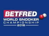 Betfred World Championship Snooker 2016: World Snooker Championship artist photo