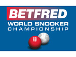 World Snooker Championship artist photo