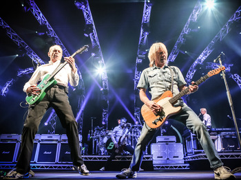 Final Frantic Four Tour: Status Quo + Wilko Johnson picture