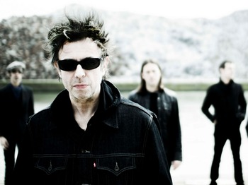 Echo & the Bunnymen + Black Submarine picture
