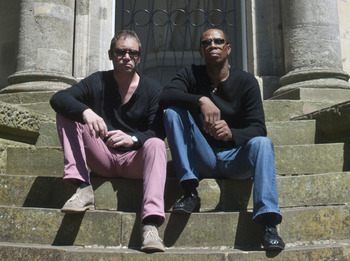 Simon and Oscar (Ocean Colour Scene) picture