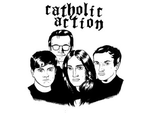 Catholic Action artist photo