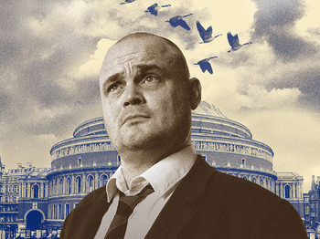 One Man, One Guvnor : Al Murray picture