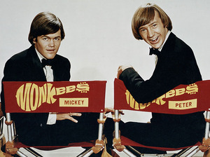 The Monkees featuring Mickey Dolenz & Peter Tork artist photo