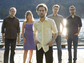 Great Lake Swimmers artist photo