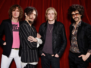 The Darkness artist photo