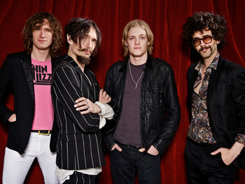 The Darkness + LostAlone + The River 68's picture