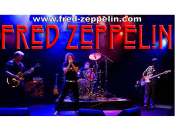 The Fredz Christmas Bash: Fred Zeppelin picture