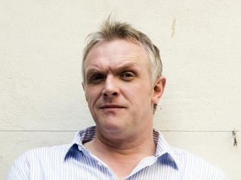 The Back Of My Mum's Head: Greg Davies picture