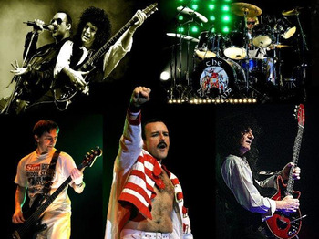 The Bohemians: A Night Of Queen: The Bohemians picture