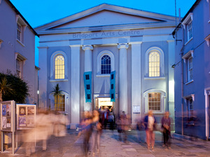 Bridport Arts Centre artist photo