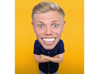 Mouth Of The South: Rob Beckett picture