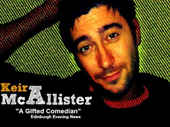 Breakneck Comedy: Keir McAllister picture