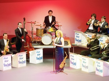 Five Star Swing: The Big Band artist photo