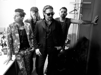 Rival Sons + The Graveltones + Ulysses picture
