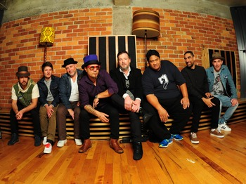 Fat Freddy's Drop + Ady Suleiman picture