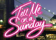 Tell Me On A Sunday (Touring) artist photo